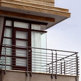 Ringhiera Steel 30 Balcone