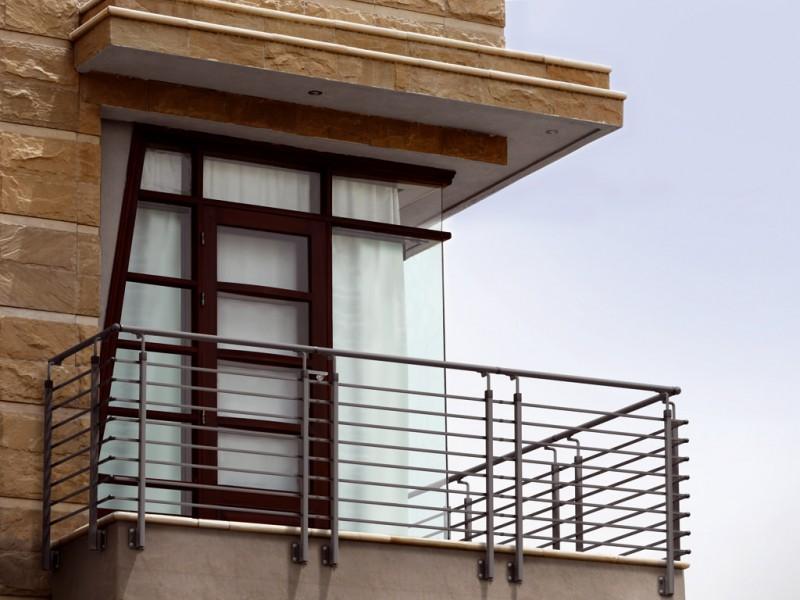 Popolare Ringhiera balcone| Steel30 | SkaleKit UJ51