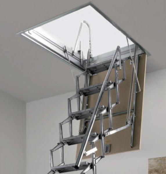 Scale per soffitte retrattili idee per la casa for Scala per soffitta