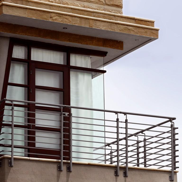Ringhiere per scale e balconi interni ed esterni scalekit