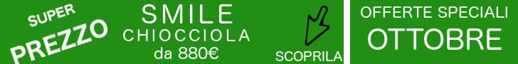 scala a chiocciola offerta ottobre 2016