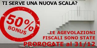 Agevolazioni fiscali scale